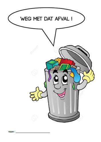 Bundel afval