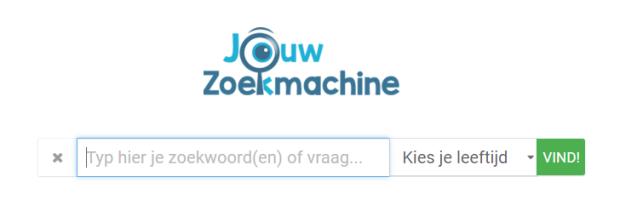 Jouw zoekmachine