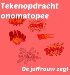 Onomatopee