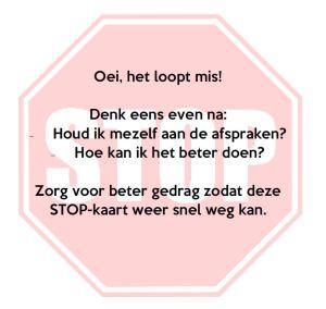 Stopbord