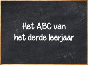 het-abc-van-het-derde-leerjaar-ppt